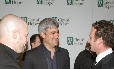 Taylor Hicks and Chris Daughtry