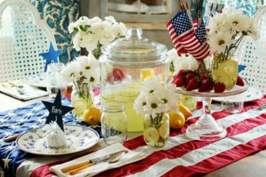 Flag Tablecloth