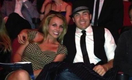David Lucado Cheated on Britney Spears With Stripper, Several Other Women, Tabloid Claims
