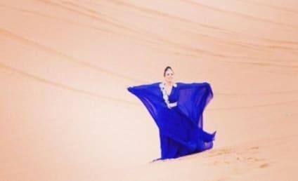 Lady Gaga Wears Indian Garb in Arab Countries, Pisses Everyone Off