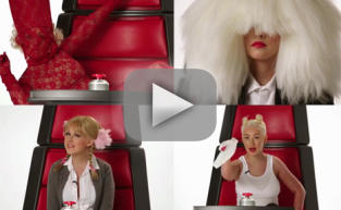 Christina Aguilera Impersonates Miley Cyrus, Sia, Britney Spears and More!