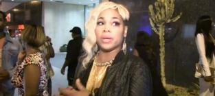 T-Boz Wants to Fight Rihanna?!