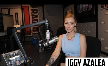 Iggy Azalea Talks Tour Cancellation