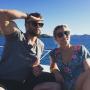 Chris Hemsworth and Elsa Pataky Image
