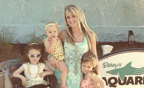 Leah Messer Opens Up to Fans Ahead of Custody Hearing