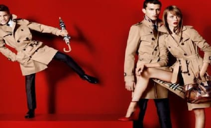 Romeo Beckham Makes Modeling Debut