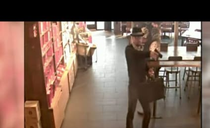 Breaking Bad Fan Dresses as Heisenberg to Rob Starbucks