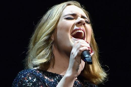 Adele Live on Her European Tour