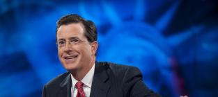 Stephen Colbert: God Bless America and Lauren Nelson!