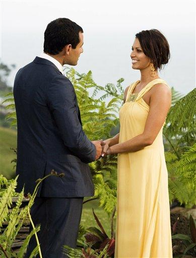 Jason Mesnick, Melissa Rycroft Proposal