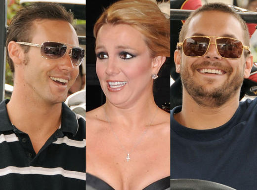 Britney, Federlines