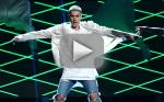 Justin Bieber Looks Bored at Billboard Music Awards