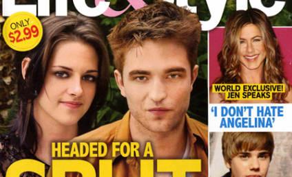 Kristen Stewart and Robert Pattinson: Headed for a Split?!?