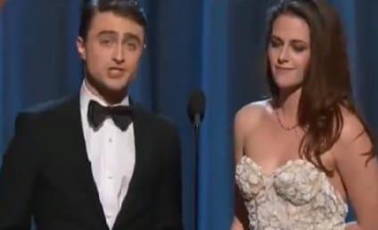 Kristen Stewart Presents at Oscars, Viewers Wonder: WTH?!?