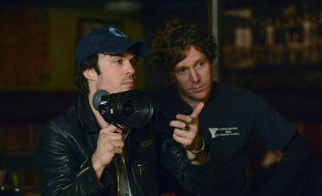 Ian Somerhalder Directs