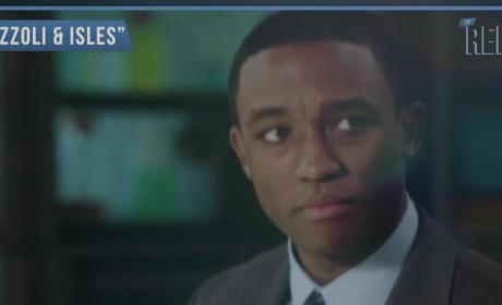 Rizzoli & Isles Pays Tribute to Lee Thompson Young