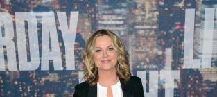 Amy Poehler at SNL 40