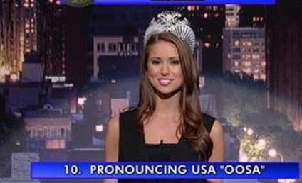 Nia Sanchez Presents Top Ten Miss USA Pageant Mistakes: What's #1?