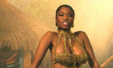 Nicki Minaj Music Video Highlights