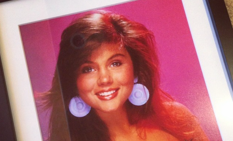 Kelly Kapowski Photo: Gifted to Ecstatic Chris Paul for 29th Birthday