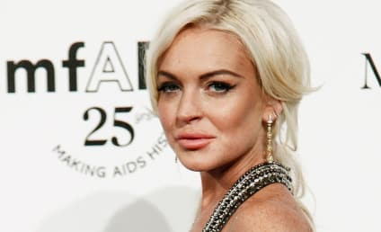 Lindsay Lohan Gives Playboy the Vadge of Courage