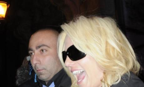 Free Britney! Spears Sneaks Off with Adnan Ghalib