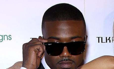 Ray J Sunglasses