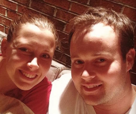 Anna, Josh Duggar Picture