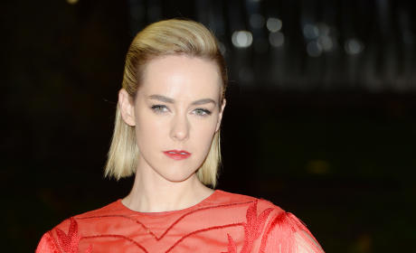 Jena Malone at Catching Fire Premiere