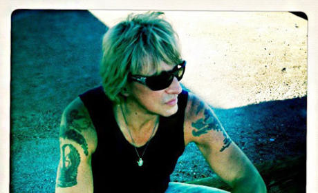 Richie Sambora Dyes Hair Blonde