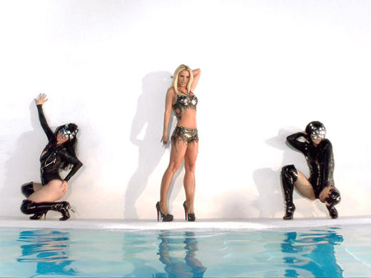 "Britney Spears ""Work Bitch"" Photo"