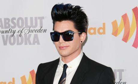 At the GLAAD Media Awards