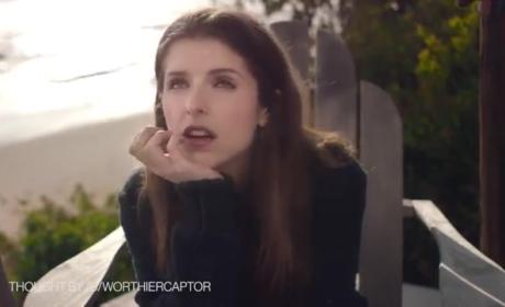 Anna Kendrick Provides Deep Shower Thoughts