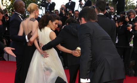 America Ferrera in Cannes
