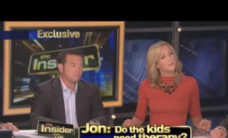 Nancy Grace to Jon Gosselin: You Self-Absorbed Liar!