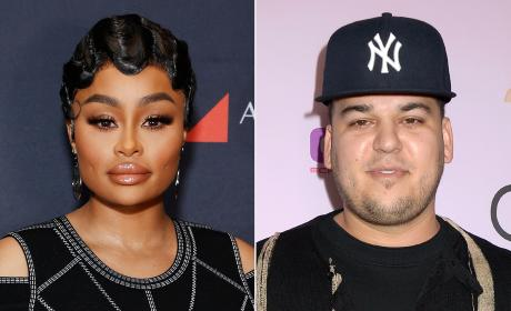 Rob Kardashian: SHADING Blac Chyna on Instagram??