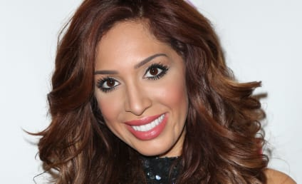 "Farrah Abraham ""Punched"" and ""Shoved"" Teen Mom Producer!!!"