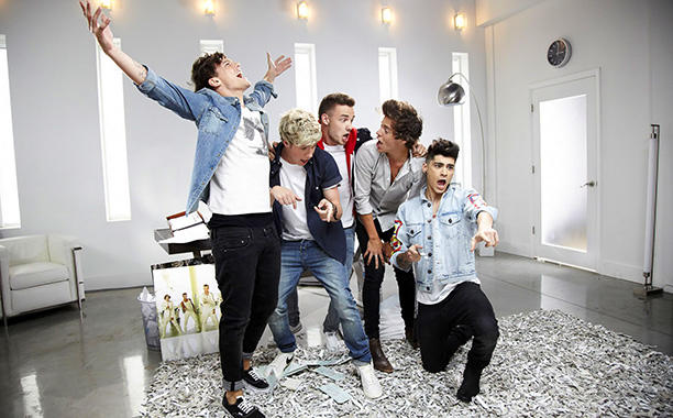 One Direction Video Still