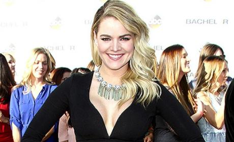 Nikki Ferrell at Bachelor Premiere