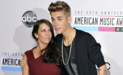 Justin Bieber and Mom Pattie Mallette: Hardly Speaking! What Happened?!