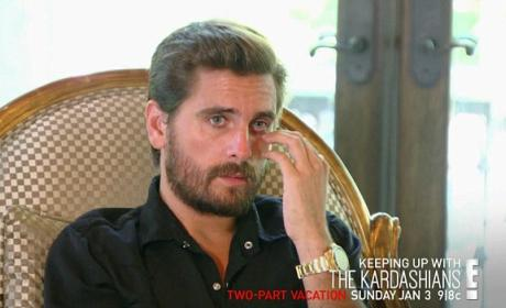 Keeping Up with the Kardashians Recap: Khloe Gets Real, Scott Gets Suicidal