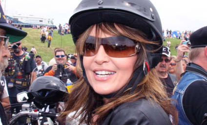 Sarah Palin Revs Up Rolling Thunder Rally