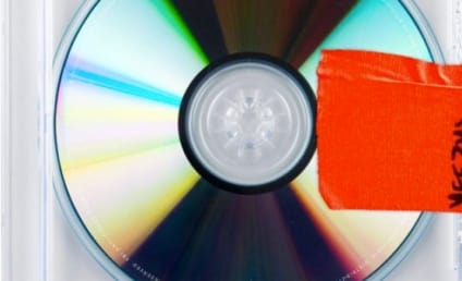 Kanye West Album Cover: Revealed!