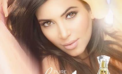 Kim Kardashian Komes Out with New Fragrance