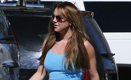Britney Spears, Tank Top