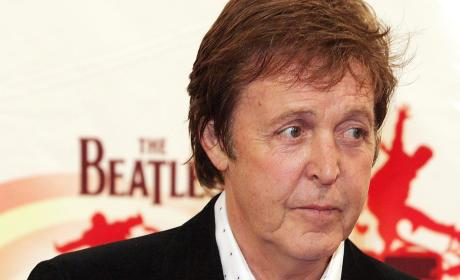 Paul McCartney Divorced
