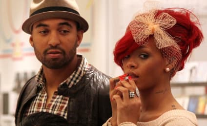 Rihanna and Matt Kemp: Getting Back Together?!