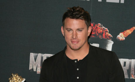 Channing Tatum MTV Movie Awards Photo