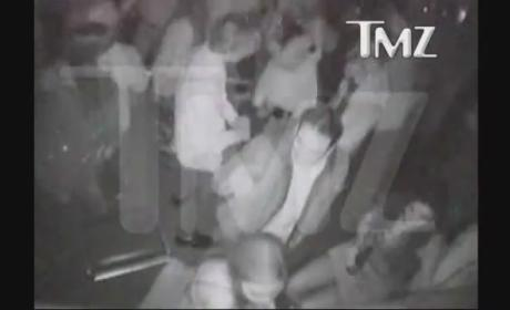 Brooke Mueller on Video: Drunk, Dancing, About to Be Arrested