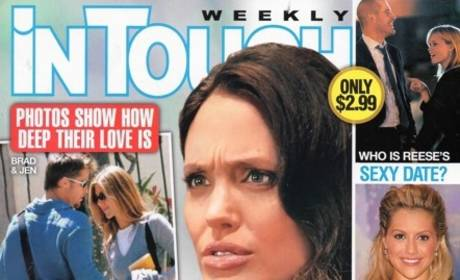 Angelina Jolie Lies, Drug Use & Secret Lovers to Be Revealed, Break Brad's Heart!